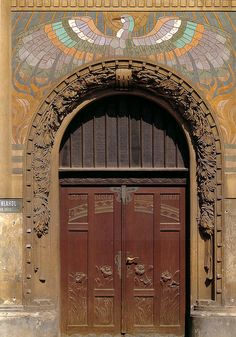 Prague ..rh #Door #Doors #Knocker