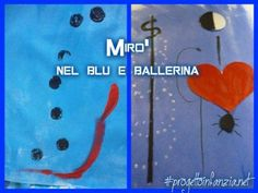 1 mirò Joan Miro, Art School, Picasso, Art For Kids, Art Projects, Education, Inspiration, Ladybug, Art For Toddlers