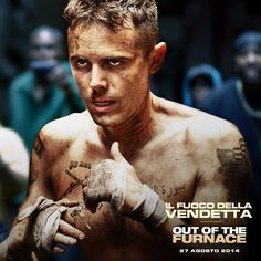 """""""Casey Affleck"""" Il Fuoco della Vendetta - Out of the Furnace dal 27 Agosto al cinema! #ilfuocodellavendetta #becoolthinkindie"""