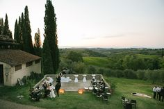 © Memory Wedding Tuscany Daniela & Danilo - Elegant Wedding in Tuscany . #weddinglocations