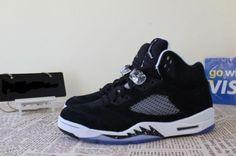 Air Jordan 5 Retro Oreo