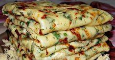 Palacinky, na ktorých prípravu nepotrebujete žiadne mlieko ani kefír. Sú jemné, veľmi vláčne a zachutia každému. U nás sa robia hlavne na slano, ale pokojne môžete skúsiť aj sladkú verziu. Keto Recipes, Cooking Recipes, Healthy Recipes, Turkish Recipes, Ethnic Recipes, Kefir, Fresh Rolls, Food Photo, Asparagus