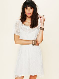 Free People Vintage Candy Dress, $350.00