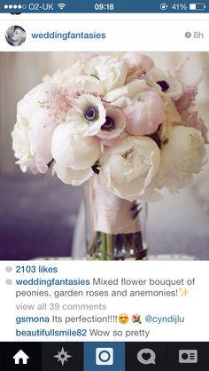 Flowers centrepiece