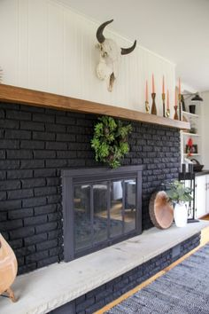 black-painted-fireplace-13