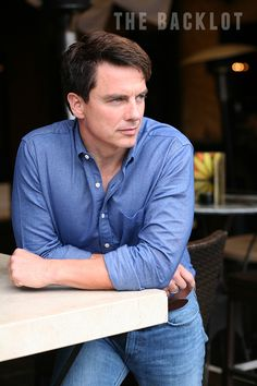 John Barrowman.  This man just oozes sex appeal, if he ever switched sides, I would add him to my freebie list! Lol