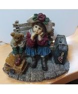 Boyds Bears Shannon and Wilson...Wait'n For Gra... - $29.70