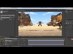 (8) Maya Z Depth and Compositing in AE (John Burger Project) - YouTube