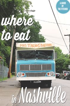 Where To Eat In Nashville, Tennessee – The definitive guide to Music City's best restaurants, from inexpensive to pricey. Do not miss this list!