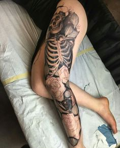 Choose the best for you from these top 150 designs and also explore from our gallery The post 150 Best Leg Sleeve Tattoo Designs for Women and Man (Update appeared first on Best Tattoos. Dope Tattoos, Badass Tattoos, Pretty Tattoos, Beautiful Tattoos, Star Tattoos, Piercing Tattoo, Juwel Tattoo, Piercings, Tiny Tattoo