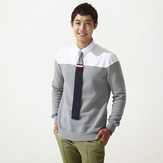 Kim Hyun Joong 김현중 from Lotte Duty Free's Official Instagram