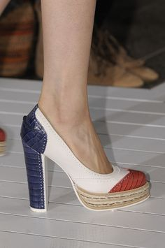 Tommy Hilfiger, Spring 2013 - Best Shoes of Spring 2013 - StyleBistro