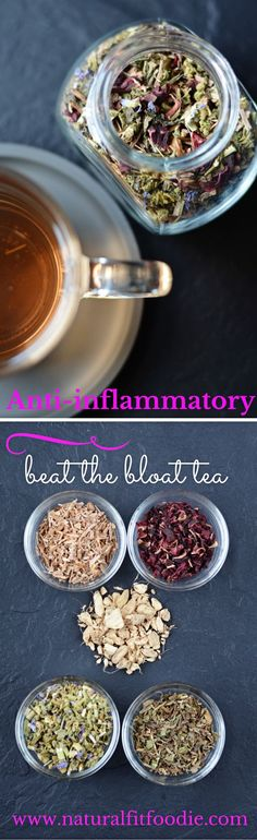 To speed weight loss try sipping this anti-inflammatory tea. It speeds detox and helps flush excess fluids!