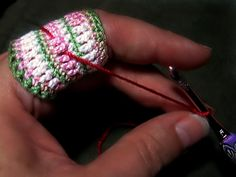 The Even Easier Crocheter's Finger Saver #pattern by #HeritageHeartcraft