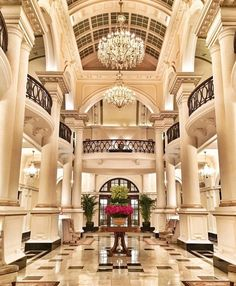 The beautiful Waldorf Astoria Shanghai #hotels #waldorfastoria # Shanghai #serendipity