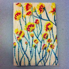 Flores del desierto / desert flowers....