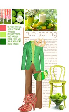 """True Spring"" by spicemarket ❤ liked on Polyvore"