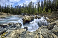 Yoho national park by Tony Lee on 500px