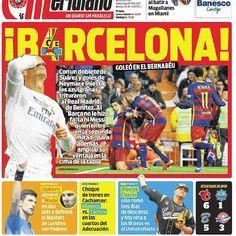 Depois da goleada  #Neymar #NeymarJr #Njr #Nj #FcBarcelona #Barcelona #BarcelonaxRealMadrid #ElClásico #FCB