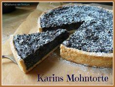 ich hab da mal was ausprobiert: Karins Mohntorte