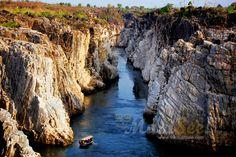 Popular Boating - Bhedaghat, Jabalpur