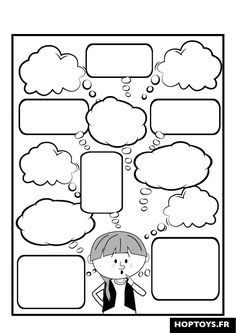 This is a cute graphic organizer for younger elementary