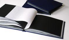 Albums – Linen photoalbum 20x25cm, 36 pages – a unique product by Kajet on DaWanda