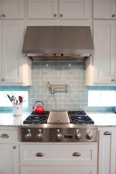 kitchen tile, white kitchen