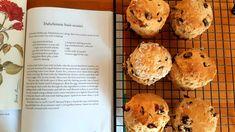 Fruit Scones, Muffin, Breakfast, Food, Fruit Cookies, Morning Coffee, Essen, Muffins, Meals