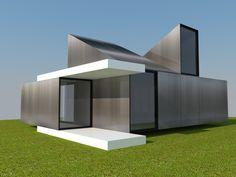 Aluminium Techouse