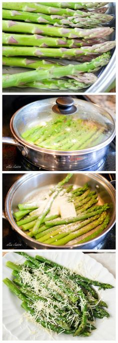 Make the BEST Asparagus in Under 10 Minutes