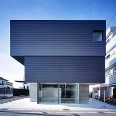 @SoudaBrooklyn / @dezeen: Apollo Architects & Associates has completed a top-heavy building in Japan's Aichi Prefecture containing both an art gallery and a family residence. See a full set of images on dezeen.com/tag/japan #architecture #Japan #house #housesFollow Souda on Tumblr