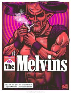 Melvins - Dave Berns - 2015 ----
