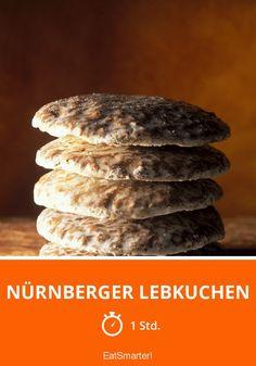Nürnberger Lebkuchen - smarter - Zeit: 1 Std. | eatsmarter.de