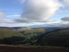 Horseshoe Pass, North Wales :)
