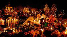 El diario de mi Hogar: Por que celebramos el Dia de Muertos ?