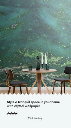 Jade Gemstone Wallpaper Mural Muralswallpaper