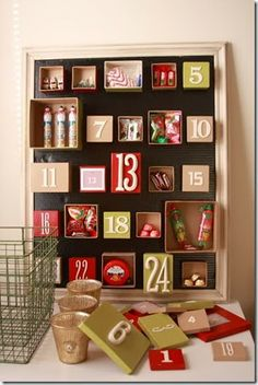 diy-advent-calendar-made-of-boxes