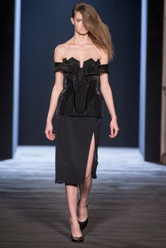 Lindset Wixson in Hakaan Fall 2013