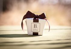 The adorable packaging of B.toffee