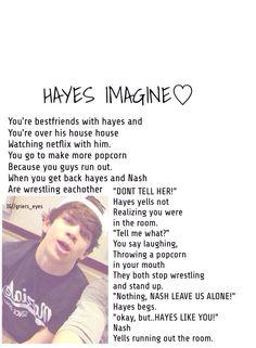 Hayes Grier imagine