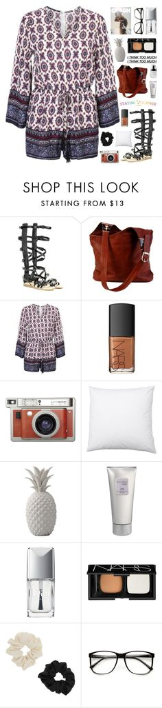"""STAYINGSUMMER"" by novalikarida ❤ liked on Polyvore featuring NARS Cosmetics, Lomography, Bloomingville, Laura Mercier, Christian Dior, Miss Selfridge, ZeroUV, summerstyle, summer2016 and stayingsummer"
