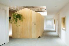 Uma Cabana no Corredor / Tsubasa Iwahashi Architects