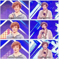 george shelley vs. harry styles