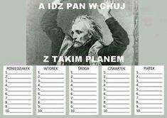 School Planner, School Schedule, I Phone 7 Wallpaper, Wtf Funny, Funny Memes, School Organisation, Organization, Polish Memes, Weekend Humor