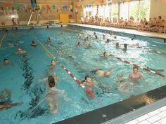 Speciale zwemlessen in zwembad De Kloet in Grootebroek