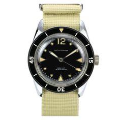 BLANCPAIN Stainless Steel Bathyscape MC4 Dive Watch circa 1960s