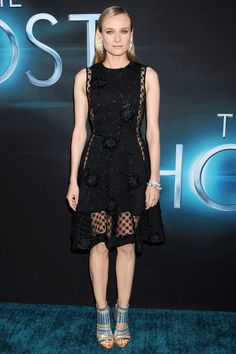 Diane Kruger - Best dressed at the premiere for The Host.