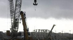 Arena Corinthians inicia nova etapa da obra para fixar cobertura