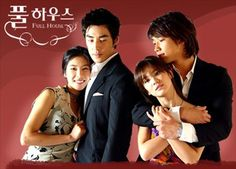 Full House . Rock For Song Hye Gyo and Rain Who Play Very Good In This Korea Drama !